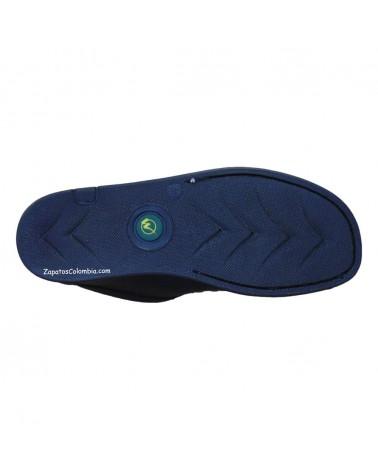 Zapatos Abuelos Westland Liso Negro 0007-4001, Suela Poliuretano