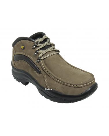 Bota Westland Climbing, Color Fumo 7507-3006. Plantilla en PU de baja densidad, aporta ergonomía, suavidad no pierde su forma.